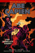 ABE SAPIEN TP VOL 08 DESOLATE SHORE