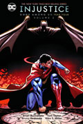INJUSTICE GODS AMONG US YEAR FOUR TP VOL 02