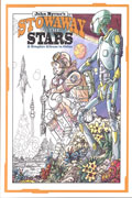 JOHN BYRNE STOWAWAY TO THE STARS GRAPHIC ABLUM TO COLOR TP