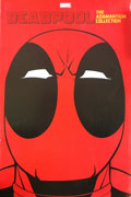 DEADPOOL ADAMANTIUM COLLECTION SLIPCASE HC