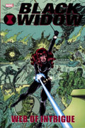 BLACK WIDOW TP WEB OF INTRIGUE