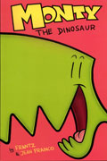 MONTY THE DINOSAUR TP VOL 01
