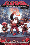 SLEIGHER TP VOL 01 HEAVY METAL SANTA CLAUS (MR)