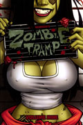 ZOMBIE TRAMP TP VOL 09 SKANKS SHANKS AND SHACKLES (MR)