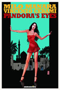 PANDORAS EYES HC (NEW PTG) (MR)