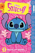 DISNEY MANGA STITCH GN VOL 02