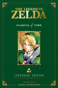 LEGEND OF ZELDA LEGENDARY ED GN VOL 01 OCARINA TIME