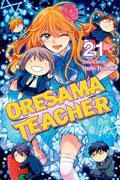 ORESAMA TEACHER GN VOL 21