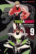 TIGER & BUNNY GN VOL 09