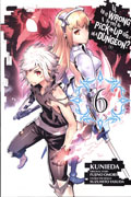 IS IT WRONG TRY PICK UP GIRLS IN DUNGEON GN VOL 06