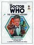 DOCTOR WHO COMP HIST HC VOL 26 11TH DOCTOR STORIES 233-236 (