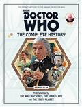 DOCTOR WHO COMP HIST HC VOL 27 1ST DOCTOR STORIES 26-29 (C: