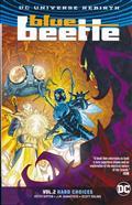 BLUE BEETLE TP VOL 02 HARD CHOICES (REBIRTH)