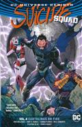 SUICIDE SQUAD TP VOL 04 EARTHLINGS ON FIRE