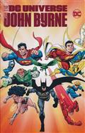 DC UNIVERSE BY JOHN BYRNE HC
