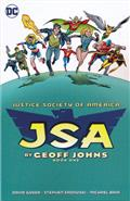 JSA BY GEOFF JOHNS TP BOOK 01