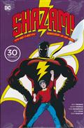 SHAZAM A NEW BEGINNING 30TH ANNIV DLX ED HC