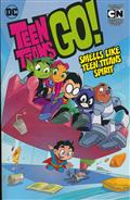 TEEN TITANS GO TP VOL 04 SMELLS LIKE TEEN SPIRIT