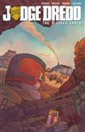 JUDGE DREDD BLESSED EARTH TP VOL 01