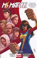 MS MARVEL TP VOL 08 MECCA