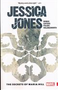 JESSICA JONES TP VOL 02 SECRETS OF MARIA HILL