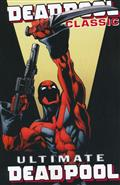DEADPOOL CLASSIC TP VOL 20 ULTIMATE DEADPOOL