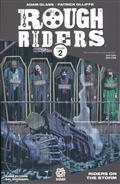 ROUGH RIDERS TP VOL 02 RIDERS ON THE STORM