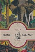 PRINCE VALIANT HC BOX SET VOL 01-03 1937-1942
