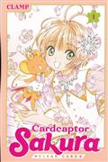 CARDCAPTOR SAKURA CLEAR CARD GN VOL 01