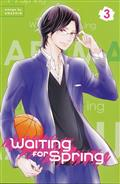 WAITING FOR SPRING GN VOL 03