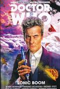DOCTOR WHO 12TH TP VOL 06 SONIC BOOM