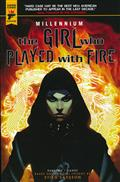 MILLENNIUM GIRL WHO PLAYED WITH FIRE TP
