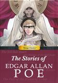 STORIES OF EDGAR ALLEN POE MANGA CLASSICS HC