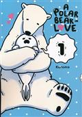 POLAR BEAR IN LOVE GN VOL 01