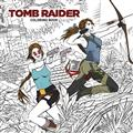 TOMB RAIDER COLORING BOOK TP