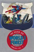 BATMAN SUPERMAN SILVER AGE OMNIBUS HC VOL 02