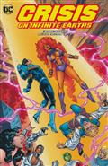 CRISIS ON INFINITE EARTHS COMPANION DLX HC VOL 02