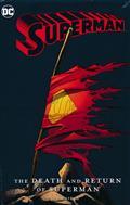 DEATH & RETURN OF SUPERMAN OMNIBUS NEW ED HC