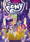 MY LITTLE PONY TP THE CRYSTALLING (C: 0-1-2)