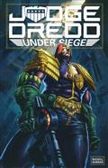 JUDGE DREDD UNDER SIEGE TP (C: 0-1-2)