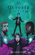 OCTOBER FACTION TP VOL 05 SUPERNATURAL DREAMS (C: 0-1-2)