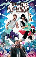 BILL & TED SAVE UNIVERSE TP (C: 0-1-2)