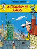 LUCKY LUKE TP VOL 71 COWBOY IN PARIS (C: 0-1-1)