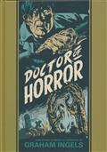 EC GRAHAM INGELS DOCTOR OF HORROR HC (C: 0-1-2)