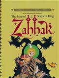 ZAHHAK HC LEGEND OF SERPENT KING POP UP BOOK (RES) (C: 0-1-2