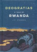 DEOGRATIAS TALE OF RWANDA HC GN REISSUE (C: 0-1-0)