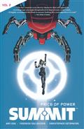 CATALYST PRIME SUMMIT TP VOL 02 PRICE OF POWER