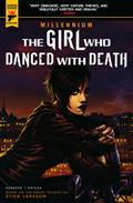 GIRL WHO DANCED WITH DEATH MIL SAGA TP