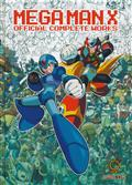 MEGA MAN X OFFICIAL COMPLETE WORKS HC (C: 0-1-0)