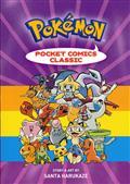 POKEMON POCKET COMICS CLASSIC GN (C: 1-0-1)